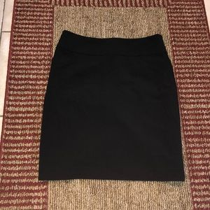 Classic Calvin Klein black skirt /w pockets